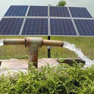 Solar AC Pumps