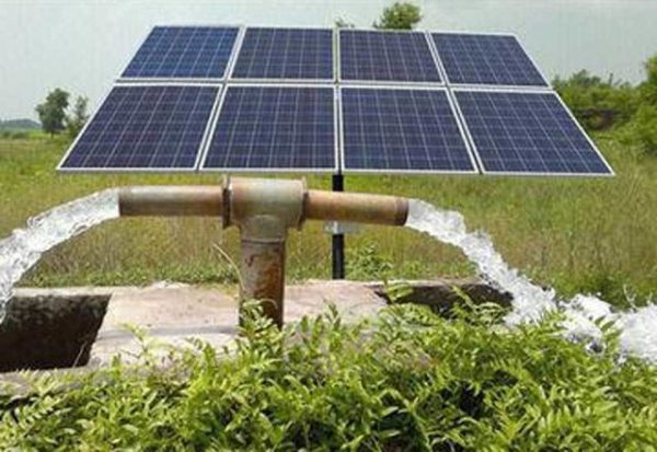 Solar AC Pumps